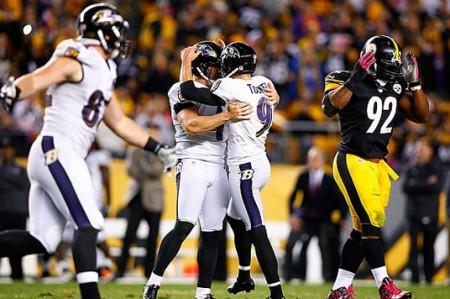 Ravens retoma vuelo de triunfo