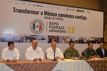Regresa expo de la SEMAR a Reynosa