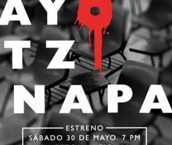 Estrenan en la UNAM documental sobre Ayotzinapa