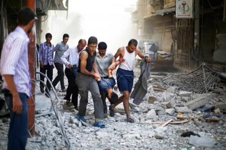 ONU lanzará ayuda humanitaria por vía aérea en Siria