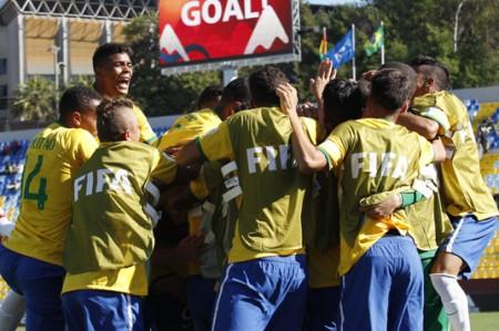 Mundial Sub-17 recibe los cuartos de final con sorpresas