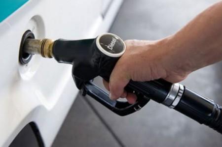 Encuentran diesel robado