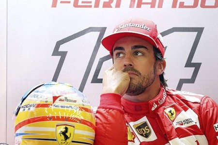 Expectativa del piloto Fernando Alonso por probar pista del autódromo