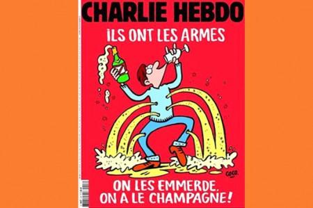 Arrestan a italo-tunecino que justificó atentado a Charlie Hebdo