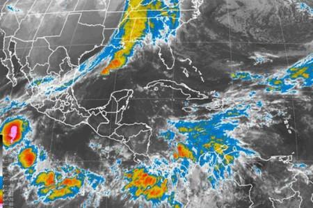 Aumenta posibilidad de que se forme Ciclón Tropical en el Pacífico