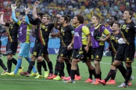 Bélgica ocupa cima del ranking FIFA por primera vez en su historia