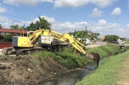 En desorden la infraestructura hidráulica de Reynosa y Matamoros
