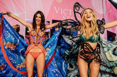 Debutan Kendall Jenner y Gigi Hadid en Victoria's Secret Fashion Show