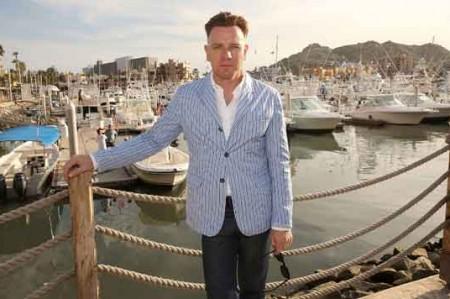 Ewan McGregor recibe Premio Protagonista en Los Cabos