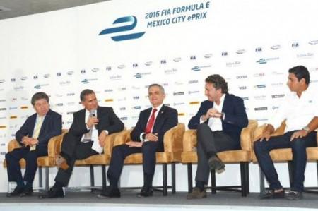 Fórmula E confirma carrera en la Ciudad de México