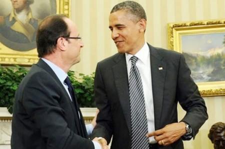 Obama y Hollande cierran filas contra yihadistas