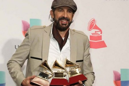 Me tomó de sorpresa ganar tres Grammy Latino: Juan Luis Guerra