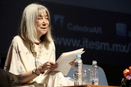 María Kodama recuerda a Borges en la Cátedra Alfonso Reyes