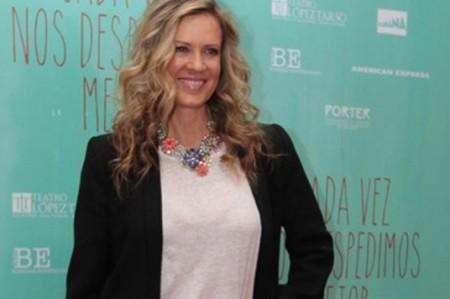 Rebecca de Alba recuerda en Intagram entrevista que hizo a 'Luismi'