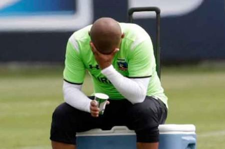 'Chupete' Suazo narra su despido