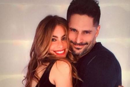 Sofía Vergara y Joe Manganiello inician festejos de su boda