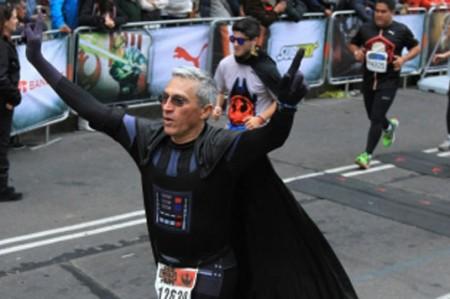 Más de 15 mil personas participaron en la carrera temática Star Wars