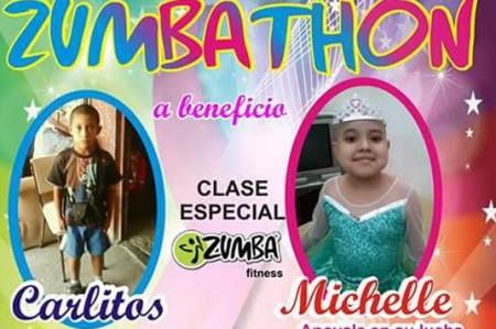 Invitan a zumbathon para niños con cáncer en Reynosa