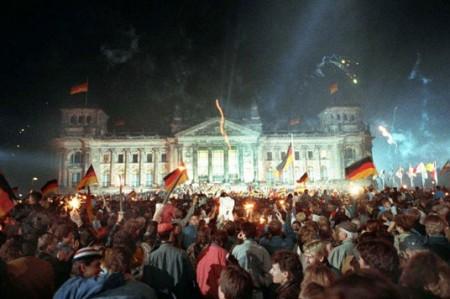 El 9 de noviembre es una fecha histórica para Alemania