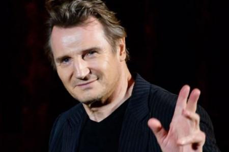 Liam Neeson, invitado a Los Cabos Film Fest