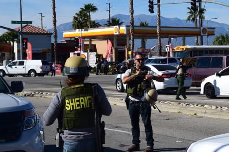 Ya son 14 muertos en California tras balacera