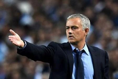 José Mourinho, nuevo entrenador del Manchester United