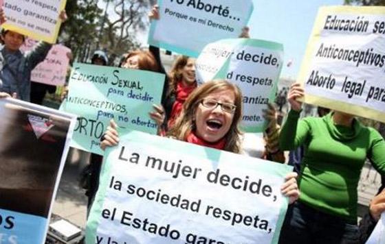 Amnistía Internacional alerta sobre amenazas a defensoras del aborto