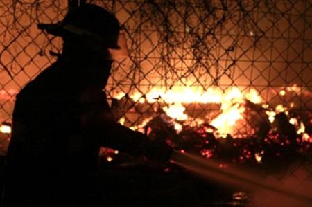 Aparente incendio premeditado en casa de infancia de William Clinton