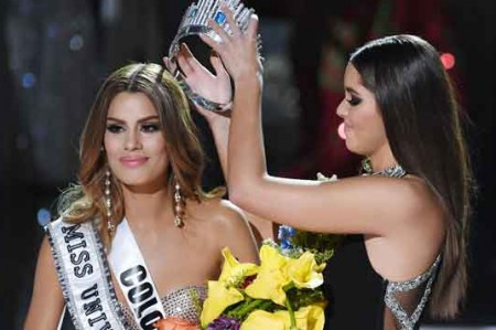 Miss Colombia 2015 salta al cine junto a Vin Diesel