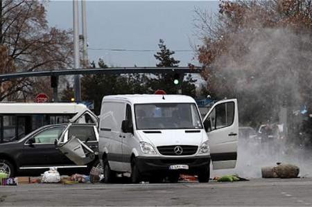 Bulgaria desaloja aeropuerto por sospecha de amenaza de bomba