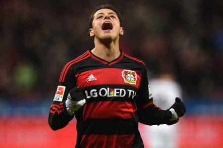 'Chicharito' de vuelta para choque ante Villarreal en Europa League
