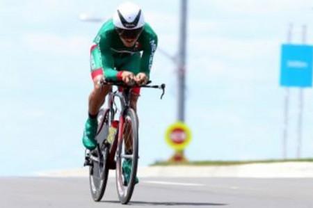 Ciclistas mexicanos entrenan en Nueva Zelanda, sede de Copa del Mundo
