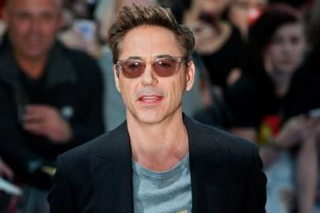 Downey Jr. obtiene perdón por problemas de drogas