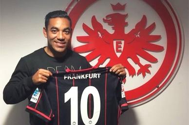 Marco Fabián será el 10 en el Eintracht Frankfurt