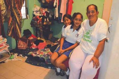 Familia Juárez Macías: su primer cena navideña