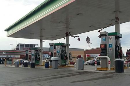Falsa, amenaza de quema de gasolineras en Jalisco