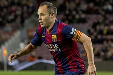Iniesta futbolista español con más títulos en Yokohama