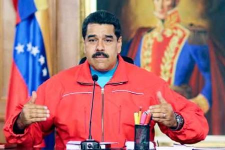 Maduro registra mayor desaprobación en Venezuela