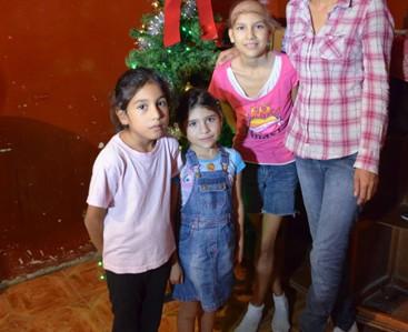 Familia Vigil: desea un milagro de Navidad para Edna Michelle; video