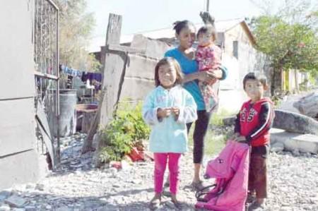 Familia Ponce del Ángel: nunca han celebrado la Navidad