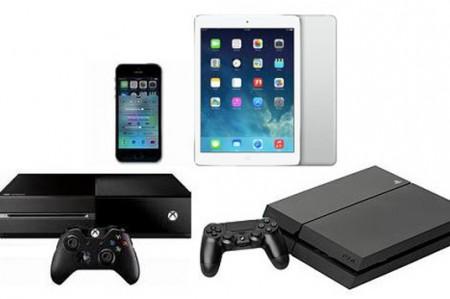 Videojuegos y teléfonos, de los más buscados y vendidos por Internet