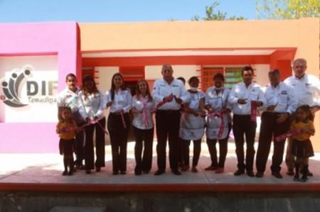 Fortalece DIF Tamaulipas la asistencia social en los municipios