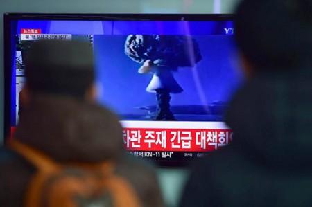 Condena mundial por prueba de Corea del Norte con bomba de hidrógeno