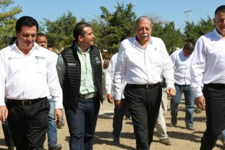 Alejandro Guevara promete unidad en el PRI sobre elección de candidato