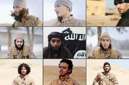 Estos son los autores del atentado en París, según Estado Islámico