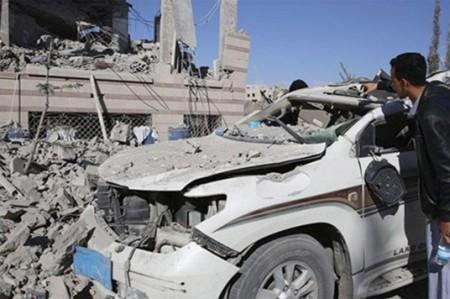 Atacan hospital de Médicos Sin Fronteras en Yemen, hay cuatro muertos