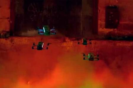 Carreras de drones: ¿El deporte del futuro?; video