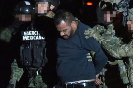 Dictan auto de formal prisión a 'El Cholo Iván'