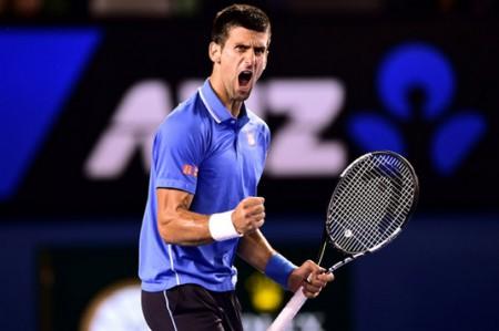 Djokovic honrado de ser mencionado junto a grandes leyendas del tenis