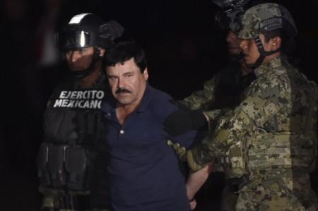 Congreso de EU exige extradición de 'El Chapo'